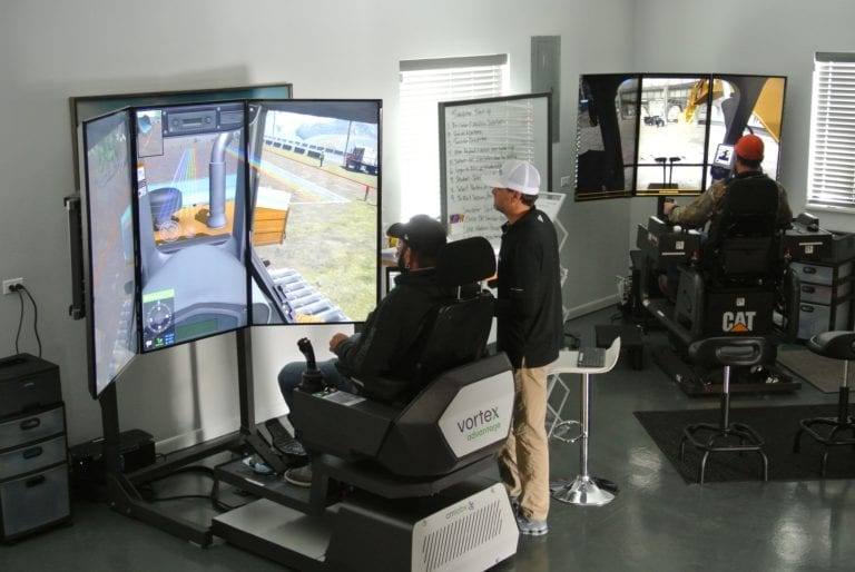 Next Gen Heavy Equipment Simulators