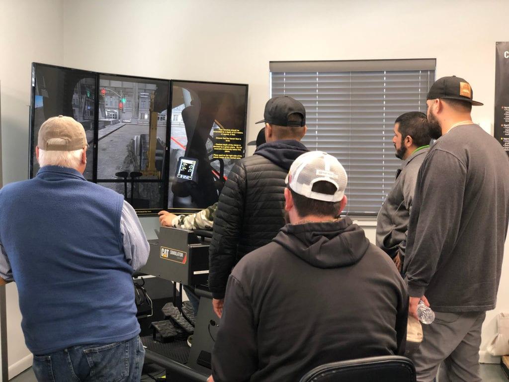 Next Gen Simulator Open house