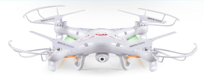 Syma X5C drone